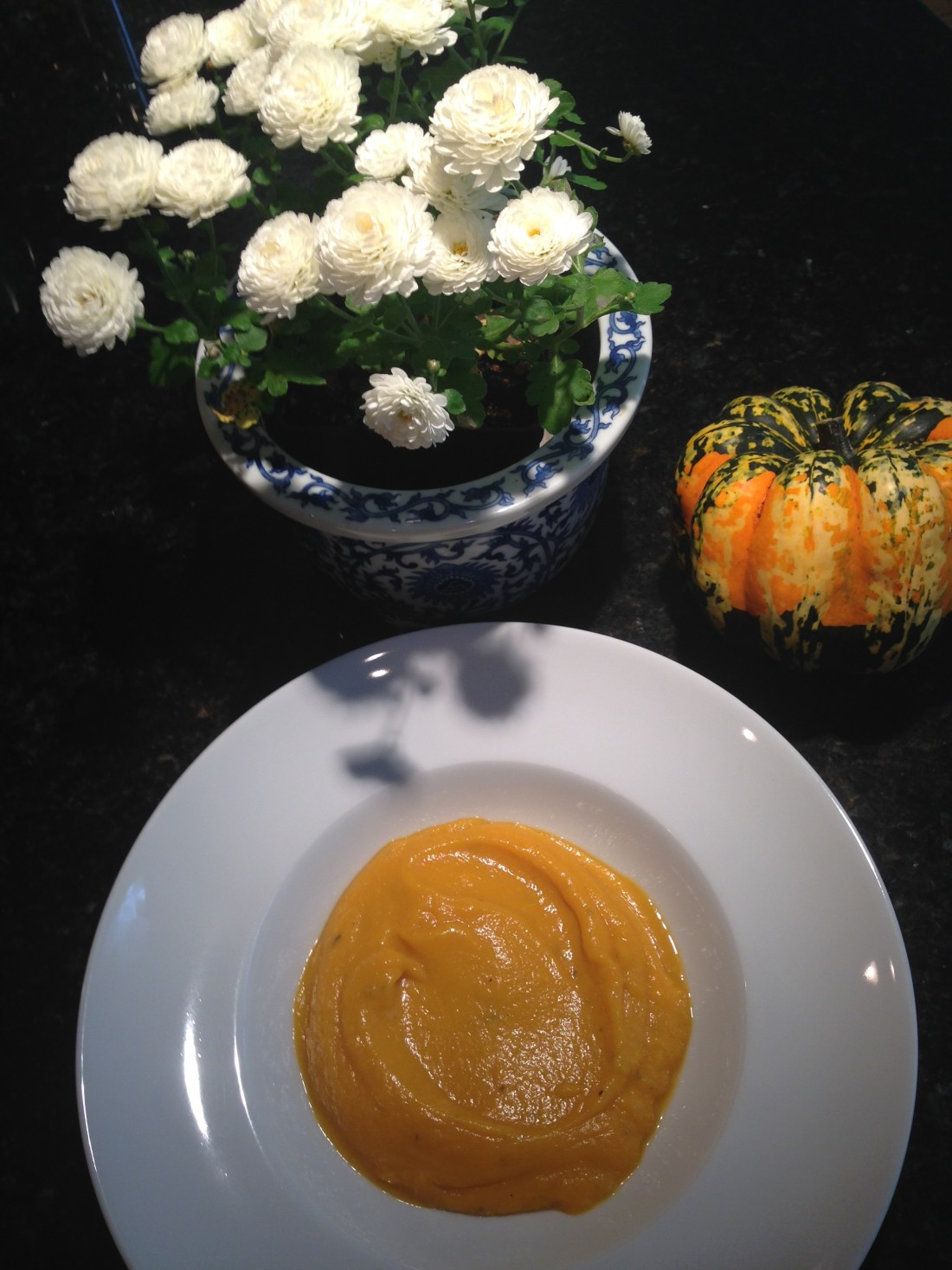 All-Out Squash Soup